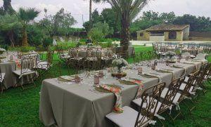 catering comunion
