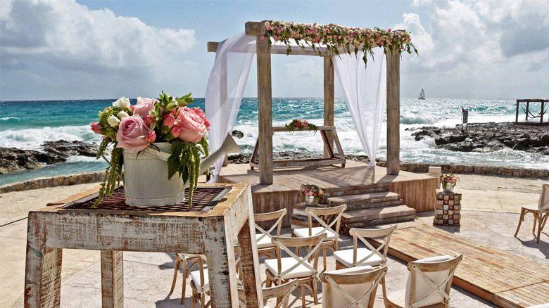 bodas en la playa | Vicky pulgarín Catering | Mallorca